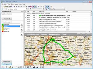 Autoroute confirming DIY GPS Distance