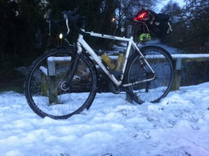 Ready for a winter Audax ride